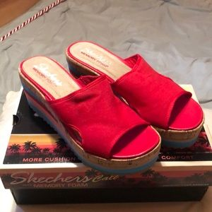 New with Box Skechers Sandals